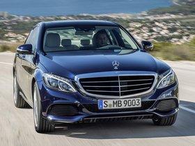 Ver foto 9 de Mercedes Clase C  C300 Bluetec Hybrid Exclusive Line W205 2014