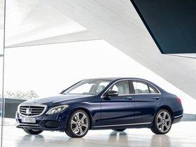 Ver foto 8 de Mercedes Clase C  C300 Bluetec Hybrid Exclusive Line W205 2014