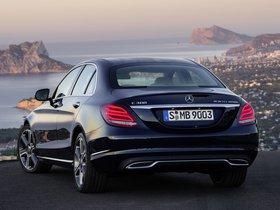 Ver foto 7 de Mercedes Clase C  C300 Bluetec Hybrid Exclusive Line W205 2014