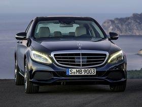 Ver foto 6 de Mercedes Clase C  C300 Bluetec Hybrid Exclusive Line W205 2014