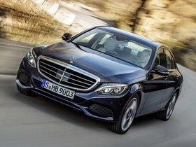 Ver foto 5 de Mercedes Clase C  C300 Bluetec Hybrid Exclusive Line W205 2014