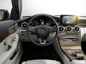 Ver foto 21 de Mercedes Clase C  C300 Bluetec Hybrid Exclusive Line W205 2014