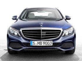 Ver foto 2 de Mercedes Clase C  C300 Bluetec Hybrid Exclusive Line W205 2014