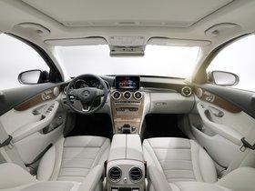 Ver foto 29 de Mercedes Clase C  C300 Bluetec Hybrid Exclusive Line W205 2014
