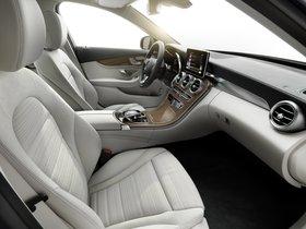 Ver foto 28 de Mercedes Clase C  C300 Bluetec Hybrid Exclusive Line W205 2014