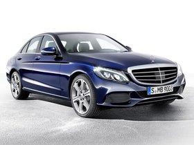 Ver foto 27 de Mercedes Clase C  C300 Bluetec Hybrid Exclusive Line W205 2014
