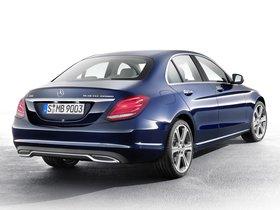 Ver foto 26 de Mercedes Clase C  C300 Bluetec Hybrid Exclusive Line W205 2014