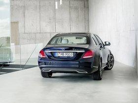 Ver foto 25 de Mercedes Clase C  C300 Bluetec Hybrid Exclusive Line W205 2014