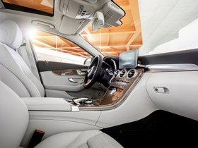 Ver foto 20 de Mercedes Clase C  C300 Bluetec Hybrid Exclusive Line W205 2014