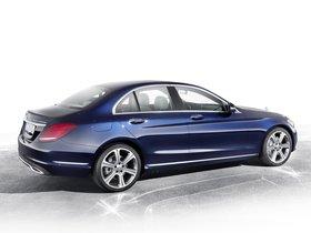 Ver foto 15 de Mercedes Clase C  C300 Bluetec Hybrid Exclusive Line W205 2014