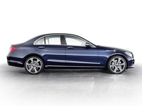 Fotos de Mercedes Clase C  C300 Bluetec Hybrid Exclusive Line W205 2014