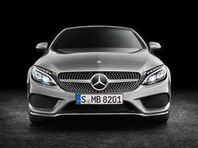 Ver foto 6 de Mercedes Clase C C300 Coupe AMG Line C205 2015