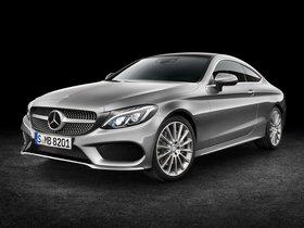Ver foto 2 de Mercedes Clase C C300 Coupe AMG Line C205 2015