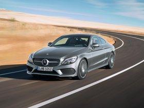 Ver foto 1 de Mercedes Clase C C300 Coupe AMG Line C205 2015