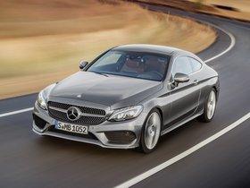 Ver foto 29 de Mercedes Clase C C300 Coupe AMG Line C205 2015