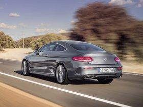Ver foto 28 de Mercedes Clase C C300 Coupe AMG Line C205 2015