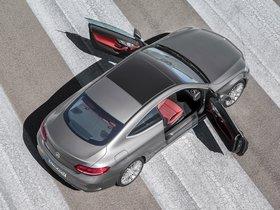 Ver foto 25 de Mercedes Clase C C300 Coupe AMG Line C205 2015