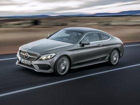 Ver foto 15 de Mercedes Clase C C300 Coupe AMG Line C205 2015