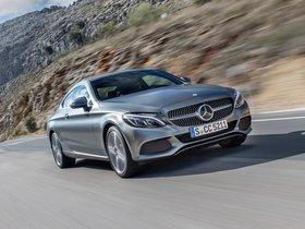 Fotos de Mercedes Clase C C300 Coupe Edition 1 C205 2015