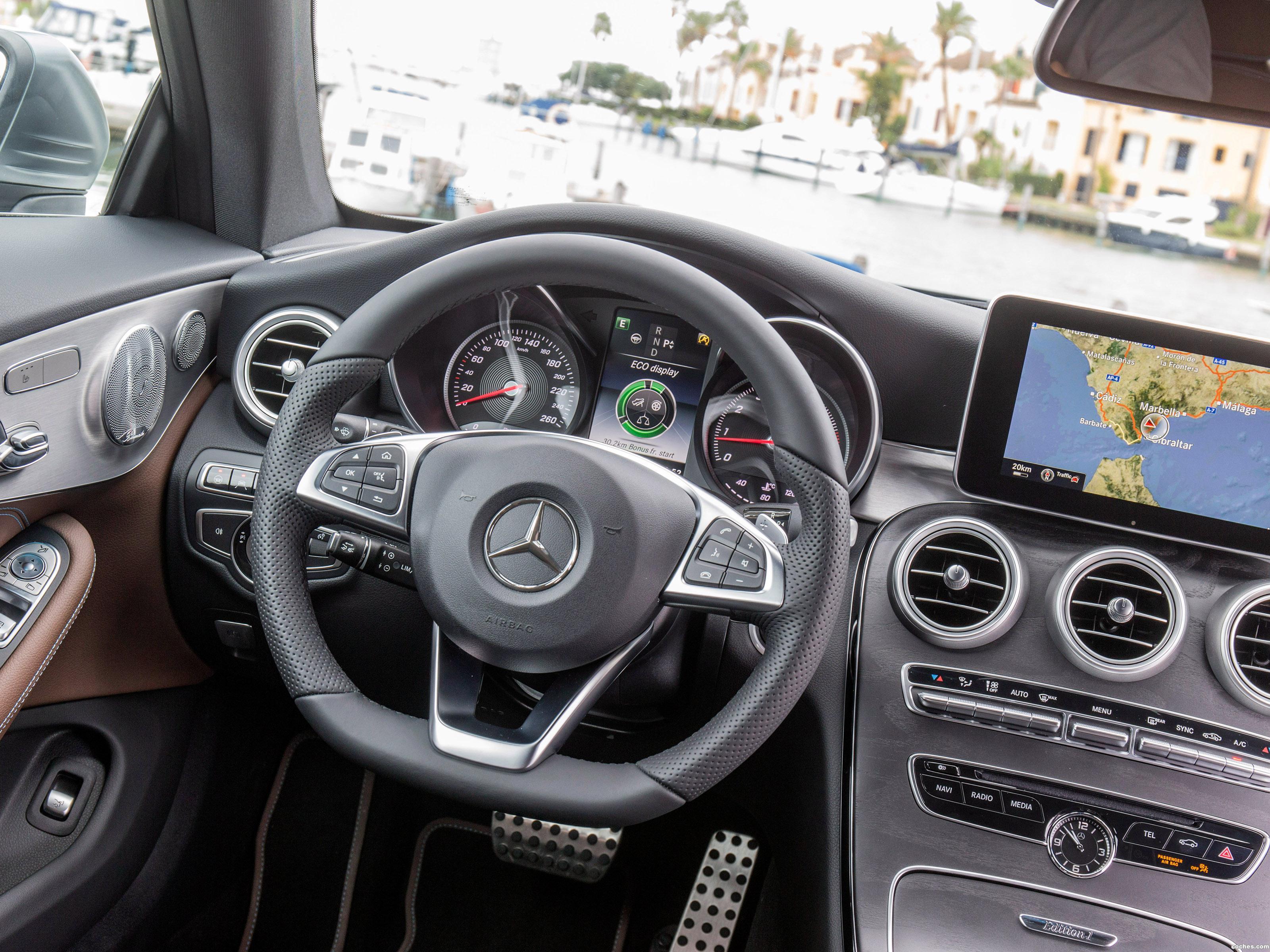 Foto 14 de Mercedes Clase C C300 Coupe Edition 1 C205 2015