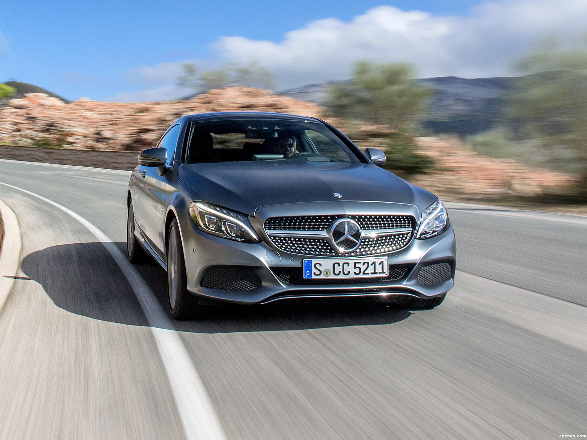 Foto 4 de Mercedes Clase C C300 Coupe Edition 1 C205 2015