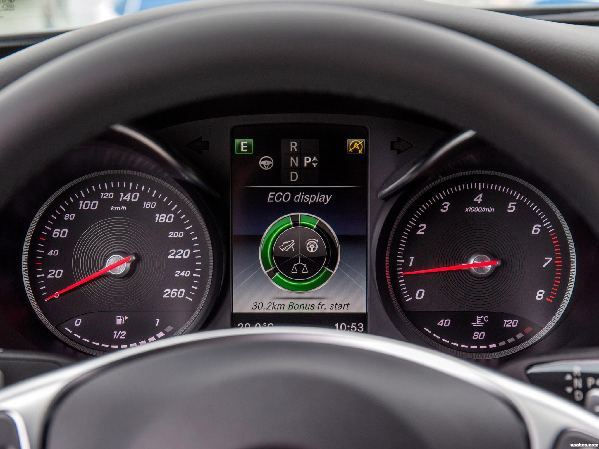 Foto 13 de Mercedes Clase C C300 Coupe Edition 1 C205 2015