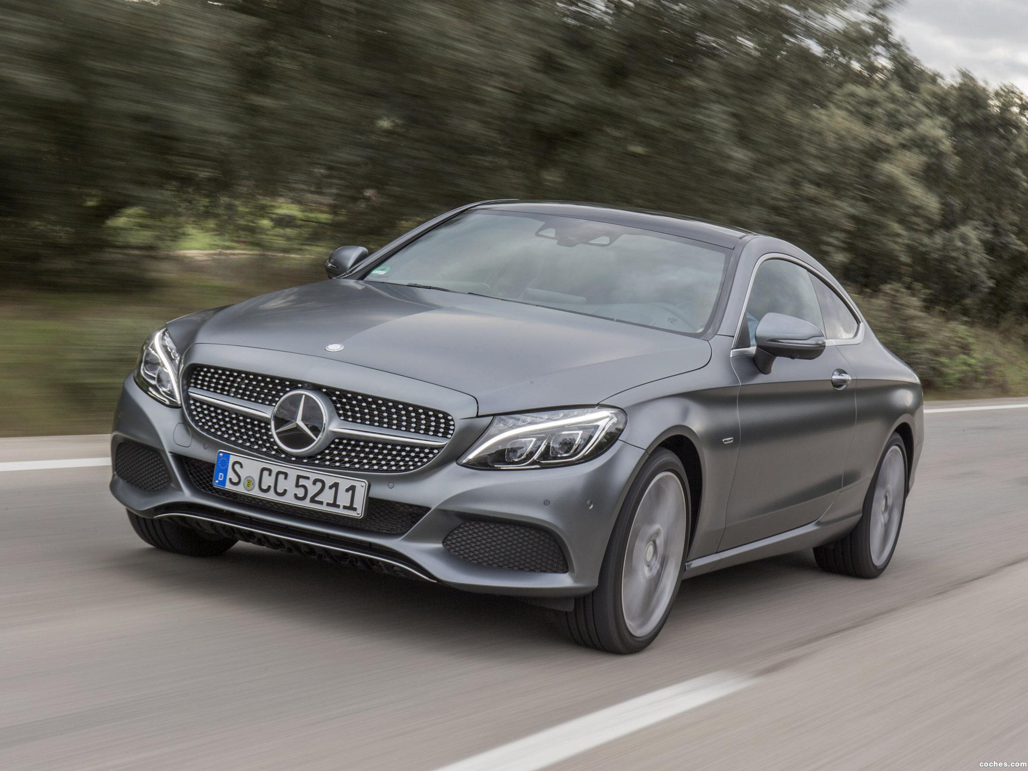 Foto 10 de Mercedes Clase C C300 Coupe Edition 1 C205 2015