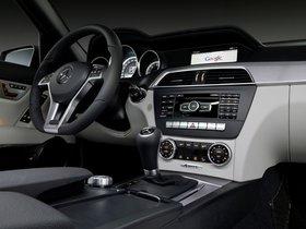 Ver foto 17 de Mercedes Clase C C350 CDI 4Matic Estate  2011