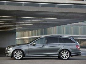 Ver foto 8 de Mercedes Clase C C350 CDI 4Matic Estate  2011