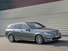 Ver foto 7 de Mercedes Clase C C350 CDI 4Matic Estate  2011