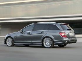 Ver foto 6 de Mercedes Clase C C350 CDI 4Matic Estate  2011