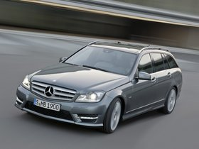 Ver foto 5 de Mercedes Clase C C350 CDI 4Matic Estate  2011