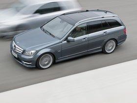 Ver foto 4 de Mercedes Clase C C350 CDI 4Matic Estate  2011