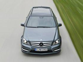 Ver foto 3 de Mercedes Clase C C350 CDI 4Matic Estate  2011