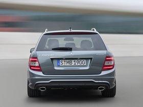Ver foto 2 de Mercedes Clase C C350 CDI 4Matic Estate  2011