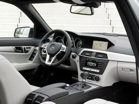Ver foto 16 de Mercedes Clase C C350 CDI 4Matic Estate  2011