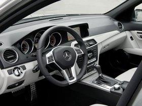 Ver foto 15 de Mercedes Clase C C350 CDI 4Matic Estate  2011