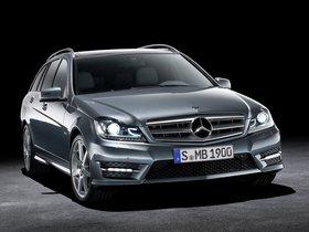 Ver foto 13 de Mercedes Clase C C350 CDI 4Matic Estate  2011