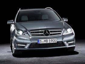 Ver foto 12 de Mercedes Clase C C350 CDI 4Matic Estate  2011