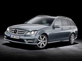 Ver foto 11 de Mercedes Clase C C350 CDI 4Matic Estate  2011