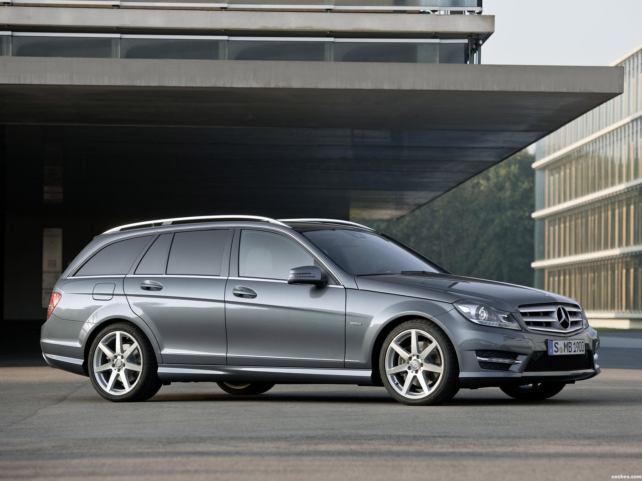 Foto 0 de Mercedes Clase C C350 CDI 4Matic Estate  2011