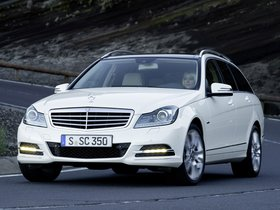 Fotos de Mercedes Clase C C350 CDI Estate  2011
