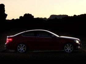 Ver foto 4 de Mercedes Clase C C350 Coupe 2011