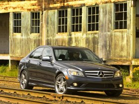 Ver foto 10 de Mercedes Clase C C350 Sports Package USA w204 2008