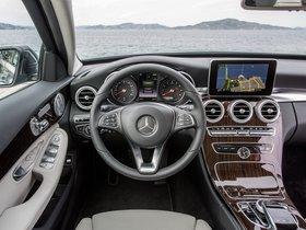 Ver foto 24 de Mercedes Clase C 350 Avantgarde Line W205 USA 2015
