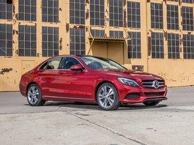 Ver foto 15 de Mercedes Clase C 350 Avantgarde Line W205 USA 2015