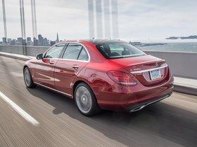 Ver foto 13 de Mercedes Clase C 350 Avantgarde Line W205 USA 2015