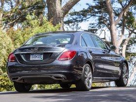 Ver foto 6 de Mercedes Clase C 350 Avantgarde Line W205 USA 2015