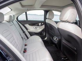 Ver foto 23 de Mercedes Clase C 350 Avantgarde Line W205 USA 2015