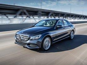 Fotos de Mercedes Clase C 350 Avantgarde Line W205 USA 2015